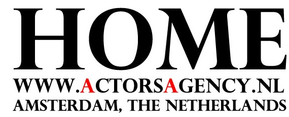 Actors Agency Amsterdam: homepage.